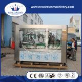 양철 깡통을%s Monoblock 물 세척하 채우 캡핑 기계