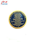Moneda de prueba modificada para requisitos particulares de la suposición de la alta calidad