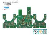 PWB da impedância do controle de Rogers4350b Rogers4003c Fr406 Fr408