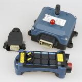 Neuer nachladbarer drahtloser Kran-Fernsteuerungsübermittler, elektrischer Fernsteuerungsschalter