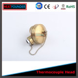 Thermocouple isolant à l'alumine isolant réfractaire