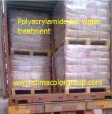 Il flocculante del poliacrilammide per il trattamento delle acque/il fango asciuga