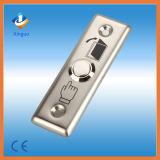 ドアの出口の押しボタンスイッチ