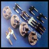 Всеобщие штыри заряжателя используемые для различного типа электрической штепсельной вилки (HS-BS-0022)