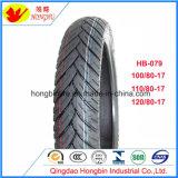 Schlauchloser Reifen-Motorrad-Gummireifen mit Qualität 130/80-17