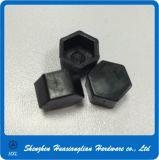 Différents types Noir / Gris / Jaune / Vert Capuchon en plastique couleur pour écrou hexagonal