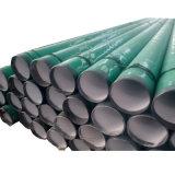 API 5L спираль сварной внутренний слой эпоксидного клея антикоррозийные стальные трубы