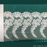 Bordados de moda Lace acessórios têxteis lar Vestuário tecido solúvel em água