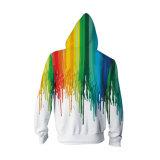긴 소매 면 남자의 재킷 외투는 입는다 스웨터 Hoody (kt66014)를