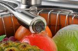 Le laiton de vente chaud retirent le mélangeur balayé de robinet de cuisine de nickel