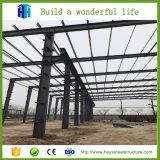 Programma galvanizzato prefabbricato della tettoia della costruzione della struttura del blocco per grafici d'acciaio
