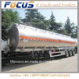 Autocisterna di bassa potenza di vendita calda del liquido della lega di alluminio 45m3