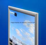 Ультра тонкий алюминиевый LED Забавная рамка для фотографий