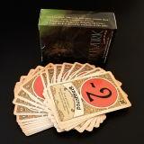 Kundenspezifisches Papier/Plastik, der Spiel-Karten spielt