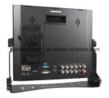 Broadcast Sdi Input 15 Inch Monitor LCD
