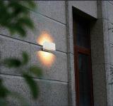 luz al aire libre del jardín del paisaje de la pared de 6W LED