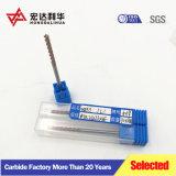 1-20mm 2/4 Flautas Router CNC Bits Fresa herramientas sólidas de recubrimiento de carburo de tungsteno molinos de extremo cuadrado