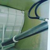 Cilindro ativo dobro do petróleo hidráulico da série de Hsg para a máquina escavadora do caminhão de descarga do carregador da forquilha