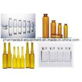Ampoule Pharmaceutial Équipement de remplissage et de la machine d'étanchéité de répondre aux normes BPF