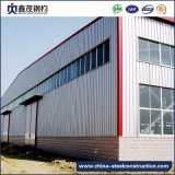 Pre-Engineered Edificio de estructura de acero prefabricados para almacén