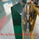 China15mm Niedrig-Eisen ultra freies ausgeglichenes Glas für Gebäude