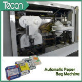 Bolsa de papel del alto rendimiento que hace la máquina