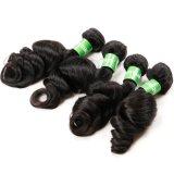 Tessuto brasiliano dei capelli umani del Virgin dell'onda allentata