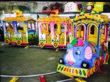 Heiße Verkaufs-Unterhaltungs-Geräten-Spiel-Maschinen-Spielzeug-Spur-Serie für Kind-Spielplatz (T02)