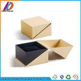 Boîte-cadeau dure spéciale de papier de carton estampée par coutume