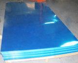 ライトのための青いフィルムのクラッディングの鏡の様なアルミニウムシート