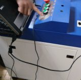 Электронные блоки клавиатуры маркируя машину лазера СО2