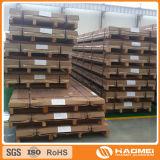 T6 de plaat van het Aluminium ASTM 6061/6082 voor Auto