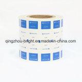 Qualité alimentaire de haute qualité PE du rouleau de papier couché pour le sucre de l'enrubannage