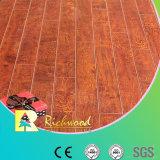Pavimento laminato impermeabile del hickory impresso AC4 dell'annuncio pubblicitario 12.3mm