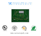 PCB высокого качества для моющего машинаы с зеленой маской припоя