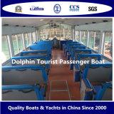 販売のための使用された16mのイルカのツーリストの乗客の海ボート