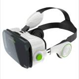caixa de vidros de 3D Vr com realidade virtual para o telefone móvel