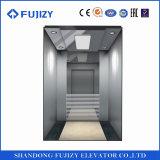 스테인리스 1000kg 전송자 엘리베이터 사용 군주 통제