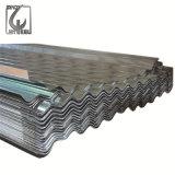 Feuille ondulée galvanisée de toiture de feuille de Gi