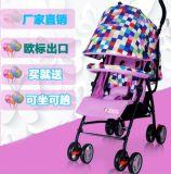 Passeggiatore approvato all'ingrosso del Buggy di bambino En1888/passeggiatore del bambino del carrello passeggiatore del bambino/carrozzina del bambino