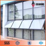 Vedador à prova de intempéries neutro do silicone do ACP da fixação usando-se no vidro/Windows/material de construção