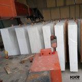 المهندسة مواد البناء الاصطناعي الأبيض الكوارتز وحجر بلاطة