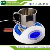 Porta del mozzo 4 del USB 2.0 dell'ufficio del rilievo di riscaldatore dello scaldino del caffè/tè/tazza