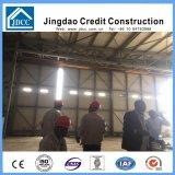 Taller de la estructura de acero de la luz del panel de emparedado de la fibra de vidrio