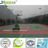 Multipropósito de Fútbol Sala de la Corte de suelo para el deporte del baloncesto de superficie