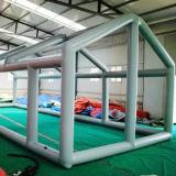 Weißes kundenspezifisches im Freien kommerzielles aufblasbares Zelt für das Bekanntmachen und Förderung
