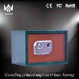 Fingerabdruck-elektrisches Bargeld-Minidigital-Raum-Safe für Hotel