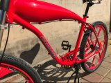 Kit de moteur à gaz vélo motorisé vélo avec réservoir de gaz Builit dans