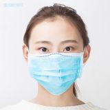 Хирургических нетканого материала носовой зажим маску для лица