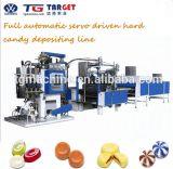 Disco rígido totalmente automático Candy tornando linha de máquinas com certificação CE